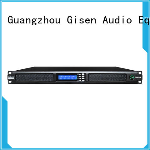 Gisen digital audio amplifier wholesale for venue