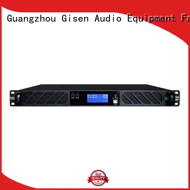 Gisen professional homemade audio amplifier pro for various occations