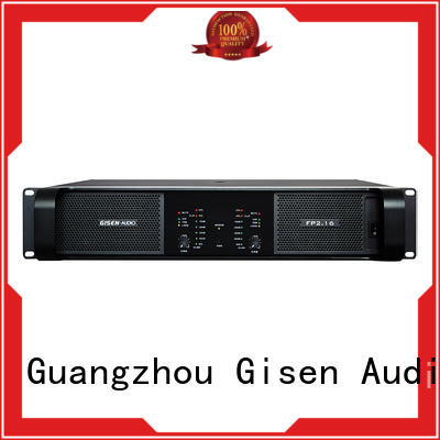 Gisen class stereo amplifier get quotes for night club