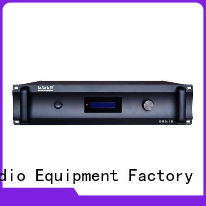Gisen digital integrated stereo amplifier wholesale for ktv