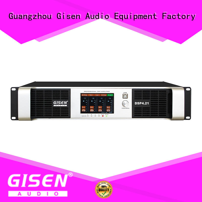 high quality digital audio power amplifier manufacturer