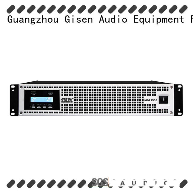 strict inspection pa amplifier overseas market for meeting