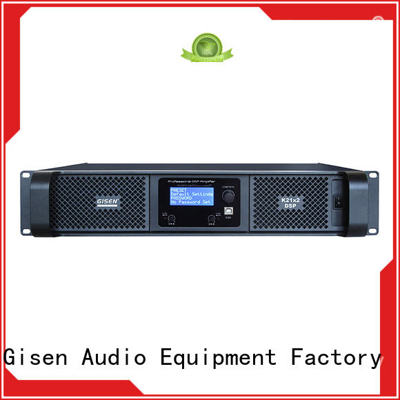 8ohm studio amplifier wholesale for various occations Gisen