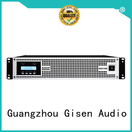 Gisen hot selling pa amplifier crazy price for entertaining club