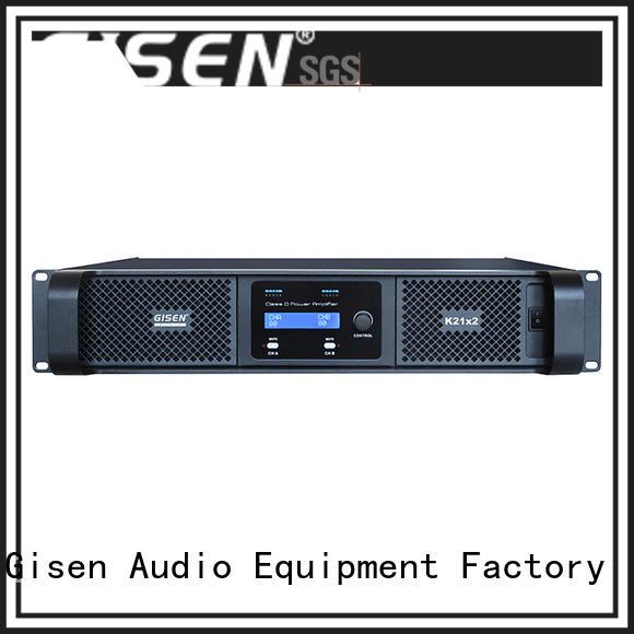 guangzhou class d stereo amplifier amplifier manufacturer for ktv
