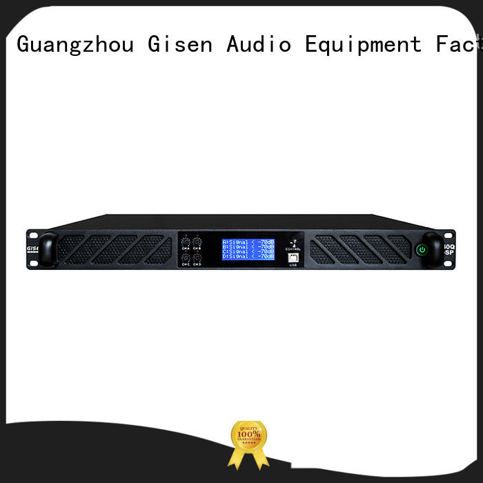 high quality amplifier sound system power supplier