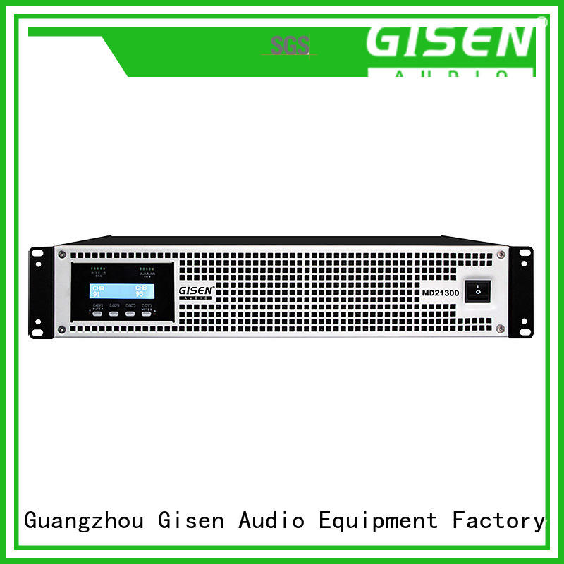 amplifier high end stereo amplifiers transformer for vocal concert Gisen
