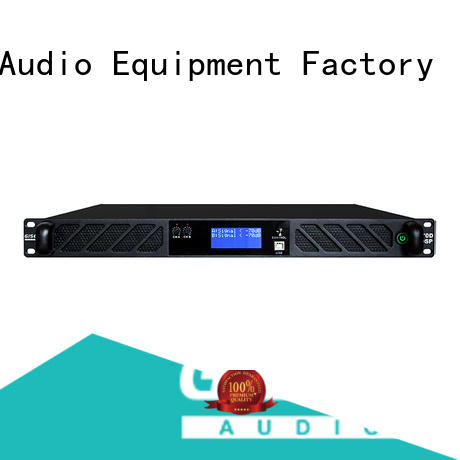 Gisen dsp 1u amplifier supplier