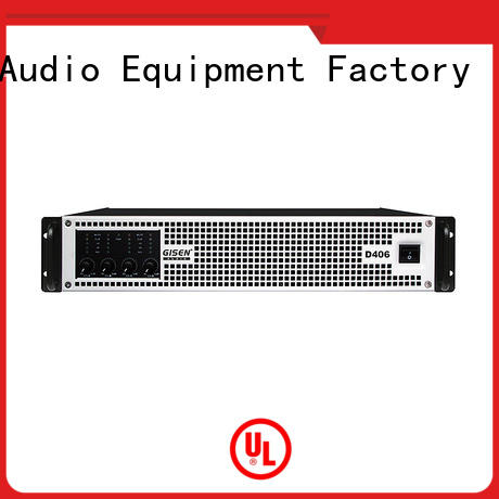 Gisen advanced dj amplifier full range for ktv