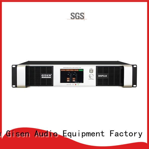Gisen high quality direct digital amplifier manufacturer