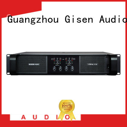 Gisen popular best power amplifier get quotes for performance