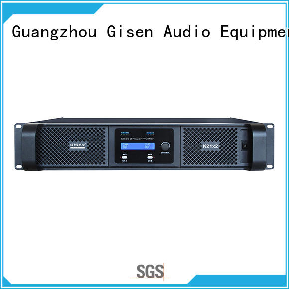 advanced sound digital amplifier professional supplier for stadium