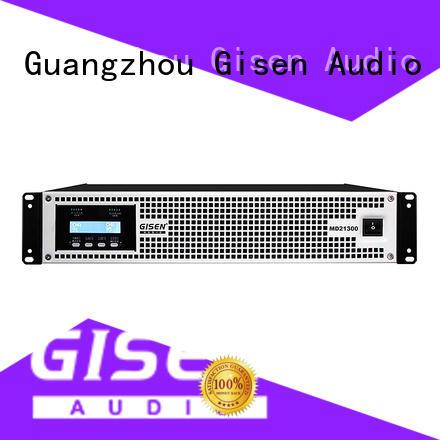 Gisen strict inspection toroidal power transformer tube amp crazy price for vocal concert