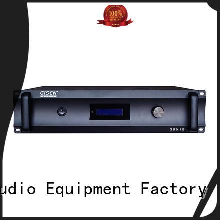 Gisen digital surround sound amplifier wholesale for ktv