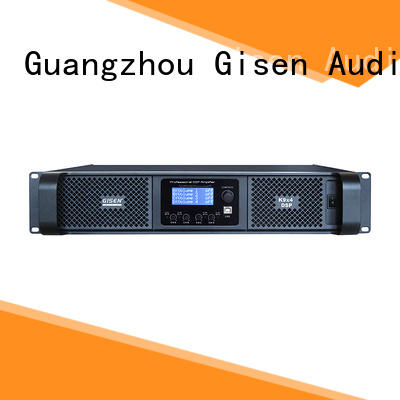 high quality amplifier sound system dsp factory