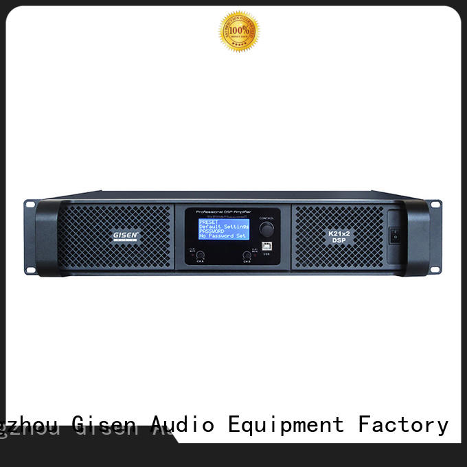 multiple functions studio amplifier channel wholesale for stage