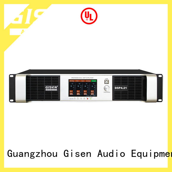 professional amplifier power dsp wholesale for performance