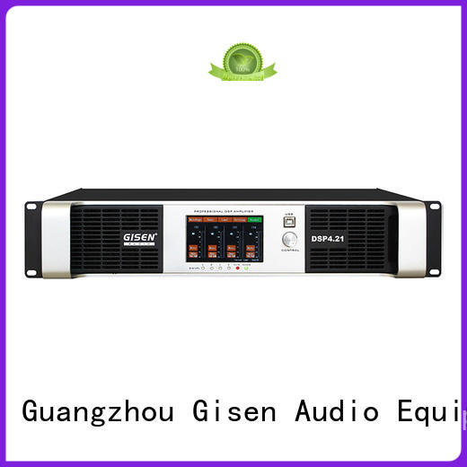 multiple functions multi channel amplifier manufacturer for various occations