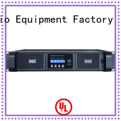 high efficiency class d digital amplifier full range manufacturer for meeting