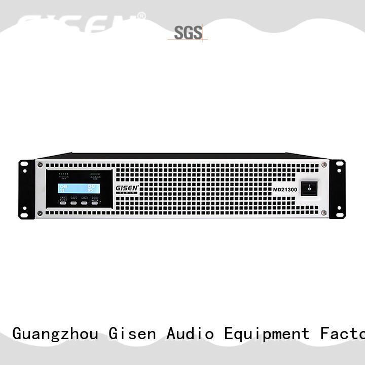 Gisen transformer pa system amplifier overseas market for stadium