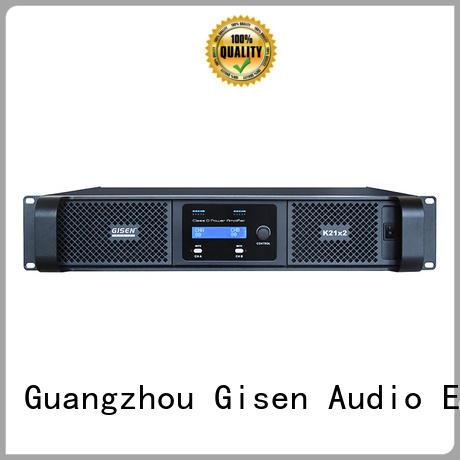 class class d mono amplifier wholesale for entertaining club Gisen
