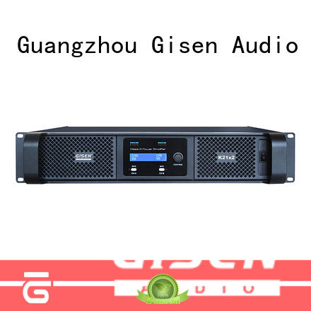 Gisen guangzhou class d power amplifier more buying choices for stadium