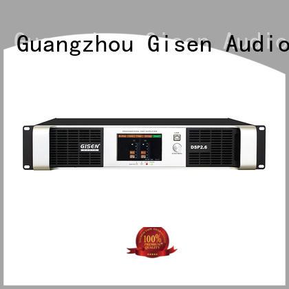 professional dj amplifier 2100wx4 Gisen