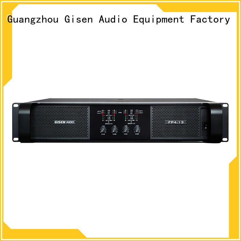 Gisen unreserved service compact stereo amplifier get quotes for performance
