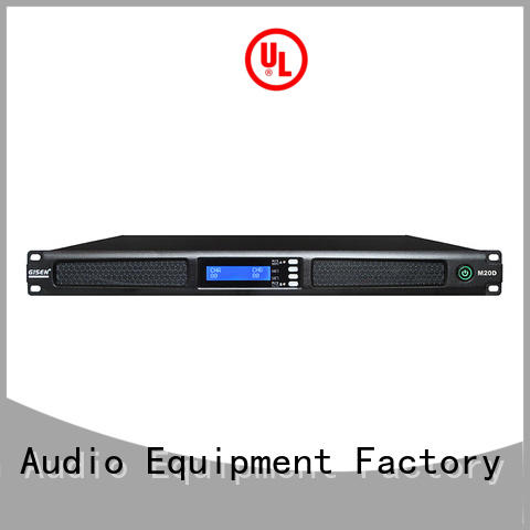 1u power amplifier digital for entertainment club Gisen