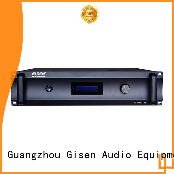 Gisen durable best amplifier for home wholesale for home theater