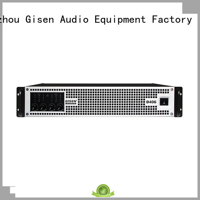 Gisen digital best class d amplifier wholesale for meeting