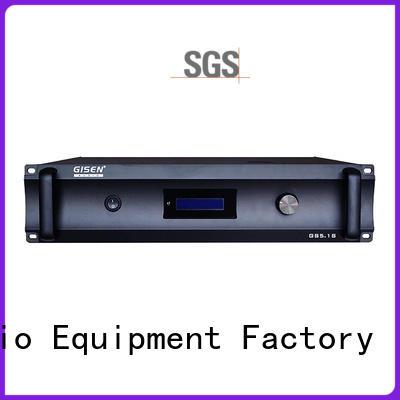 Gisen oem odm 4 channel amplifier home wholesale for ktv
