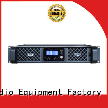 Gisen high quality best power amplifier in the world supplier