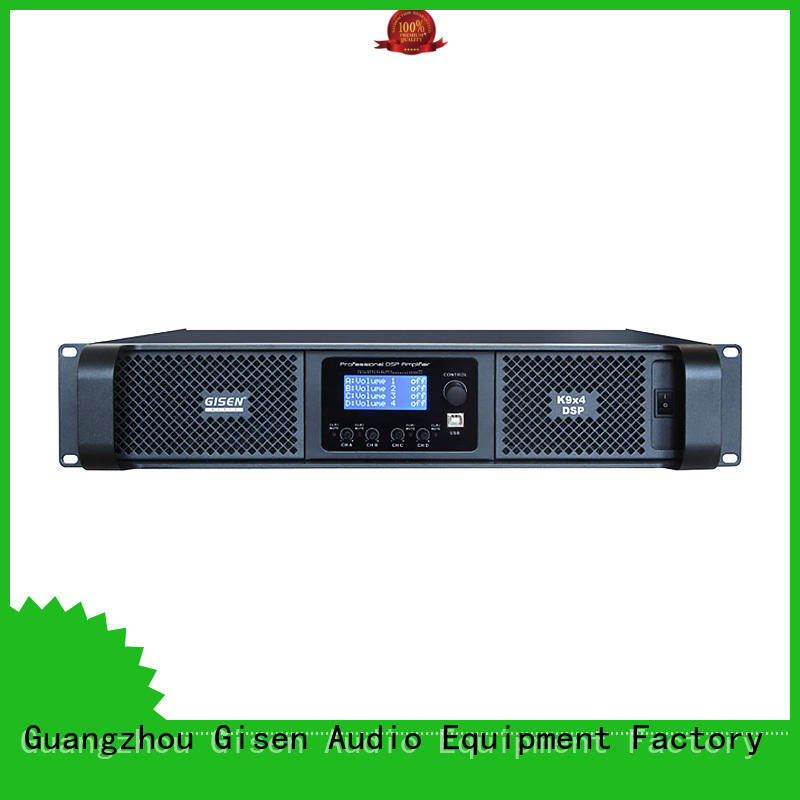 professional dsp amplifier channel wholesale for venue