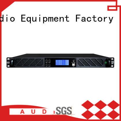 Gisen 1u desktop audio amplifier supplier
