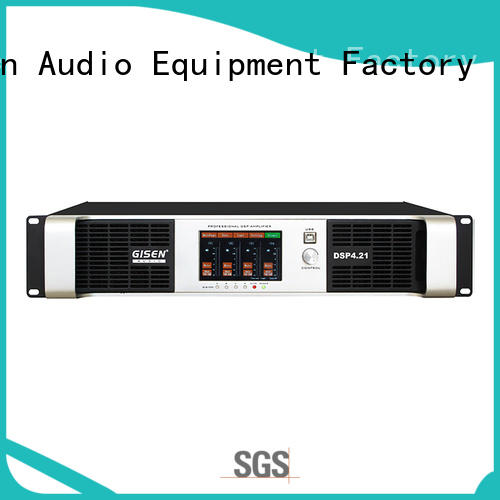 multiple functions audio amplifier pro power supplier