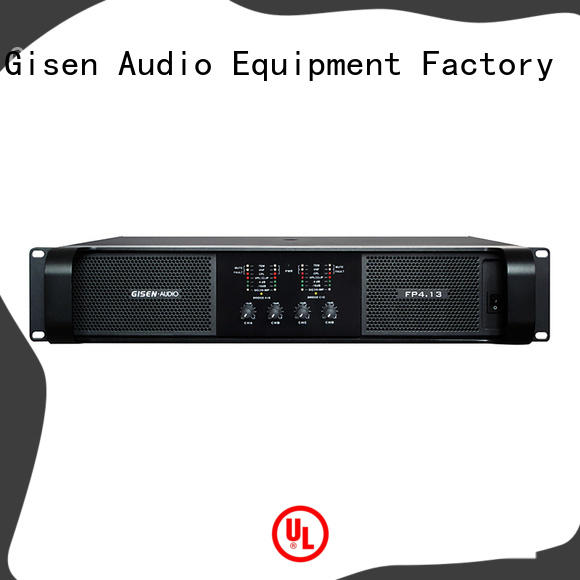 Gisen quality assurance hifi amplifier source now for performance