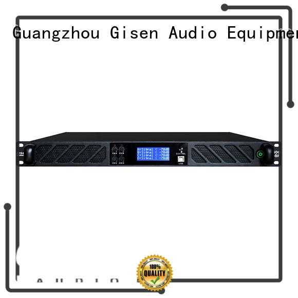 high quality direct digital amplifier 4 channel wholesale