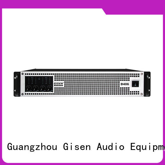 Gisen guangzhou class d stereo amplifier more buying choices for performance