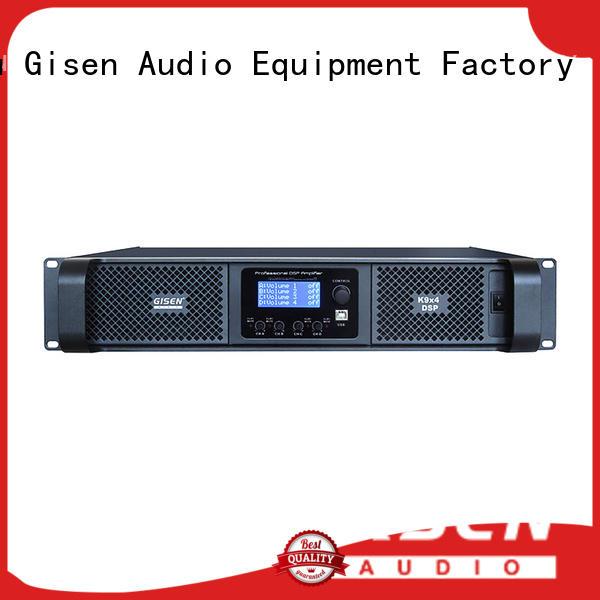 Professional power amplifier pro dj amplifier 2100WX4