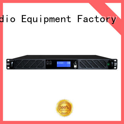Gisen 1u amplifier sound system supplier for venue