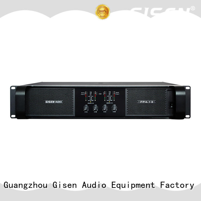 quality assurance class td power amplifier source now for performance Gisen