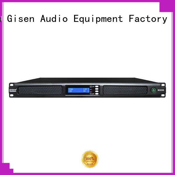 new model 4 channel amplifier class manufacturer for entertainment club