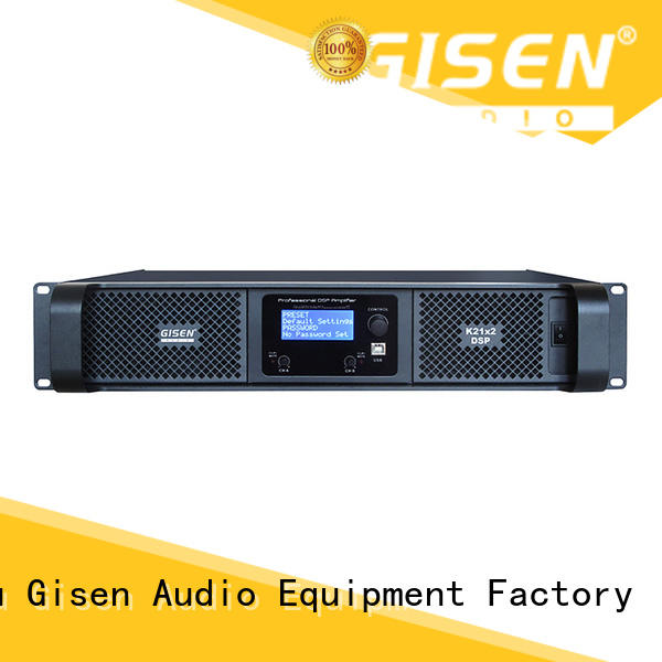 1u 1u amplifier supplier for stage Gisen