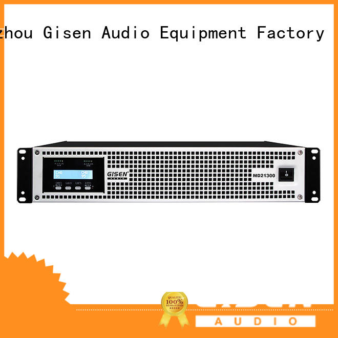 Gisen traditional high end stereo amplifiers terrific value for entertaining club