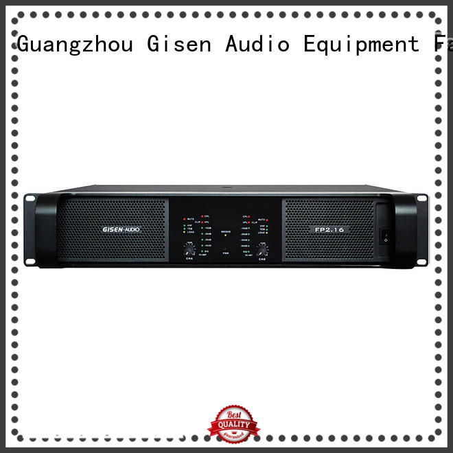 Gisen unbeatable price amplifier class td source now for night club