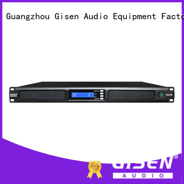 new model professional amplifier digital supplier for entertainment club