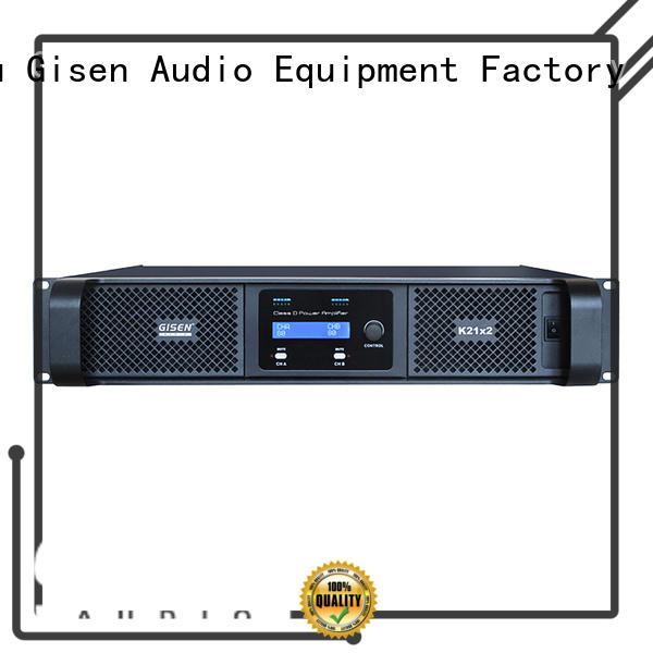 class best class d amplifier manufacturer for stadium Gisen