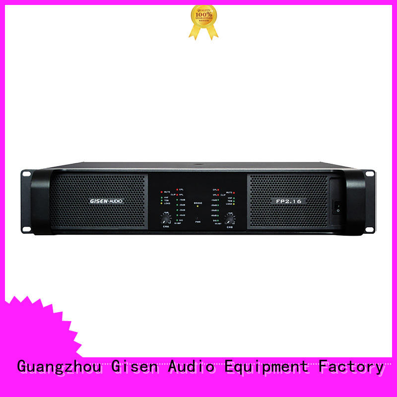 unrivalled quality home audio amplifier popular one-stop service supplier for vocal concert