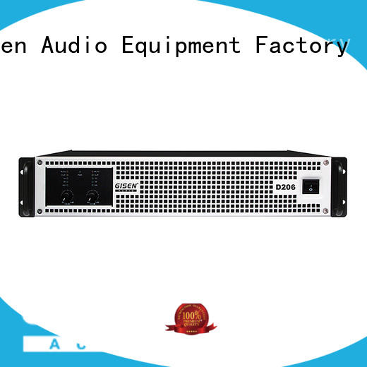 Gisen professional digital audio amplifier more buying choices for stadium